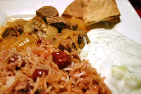 Beef with Mushrooms (Etli Mantar) 2