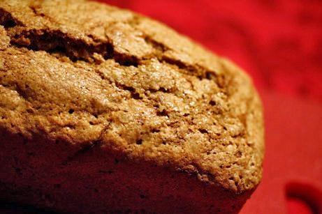 Zucchini-Walnut Bread