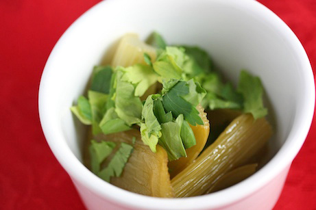 Sweet-and-Sour Celery