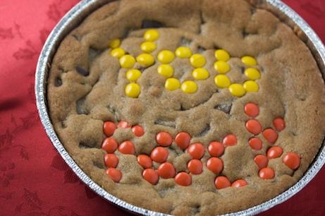 Nestlé Toll House Chocolate Chunk Cookie Pie