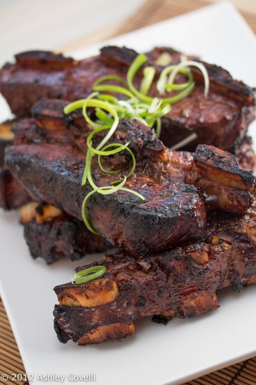 Sokalbi Gui (Barbecued Beef Short Ribs)