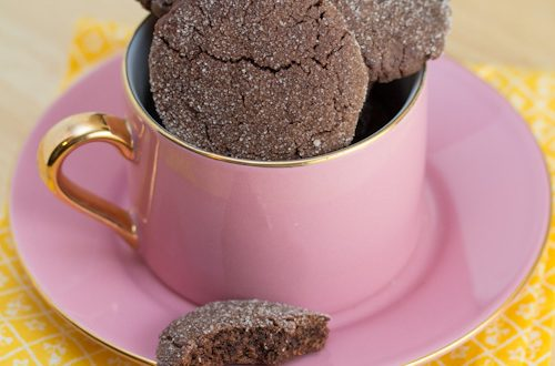 Vegan Mexican Hot Chocolate Snickerdoodles
