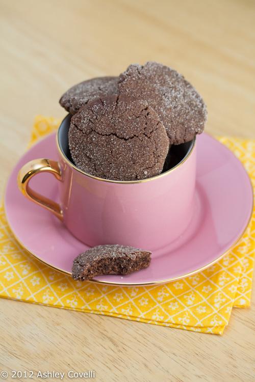 Vegan Mexican Hot Chocolate Snickerdoodles