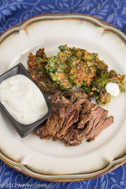 Crockpot Balsamic Roast Beef
