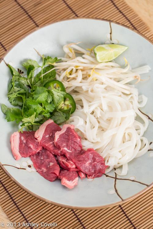 Vietnamese Pho: Beef Noodle Soup