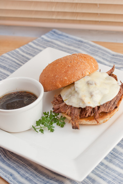 Crockpot French Dips