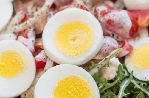 Hard Boiled Egg Tip