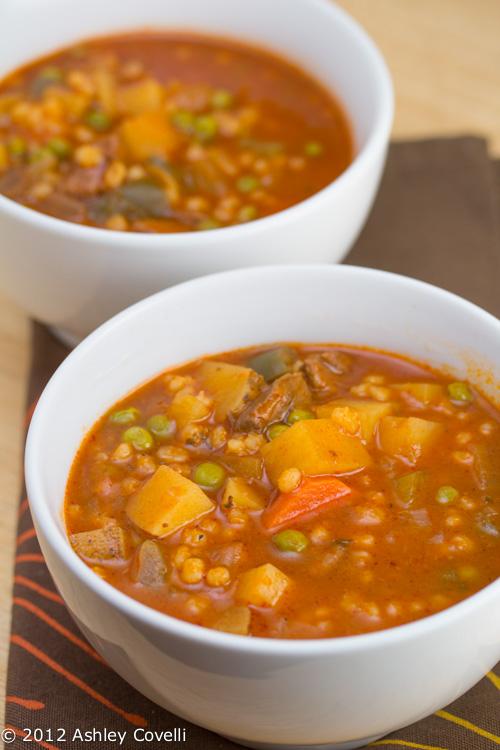 Grandpa Henderson's Beef Stew