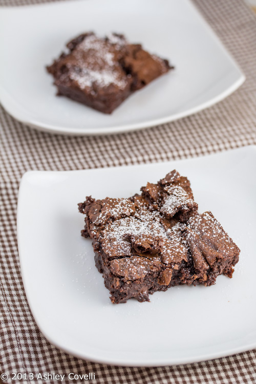 One-Bowl Mocha Brownies