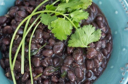 Go-To Black Beans