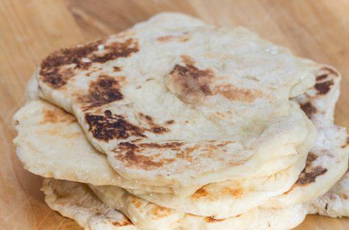 Bazlama (Turkish Flat Bread)