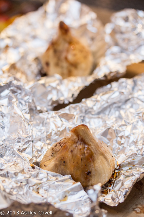 "Slow Cooker ""Roasted"" Garlic"