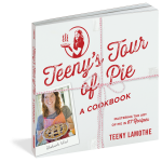 Teenys Tour of Pie Cover