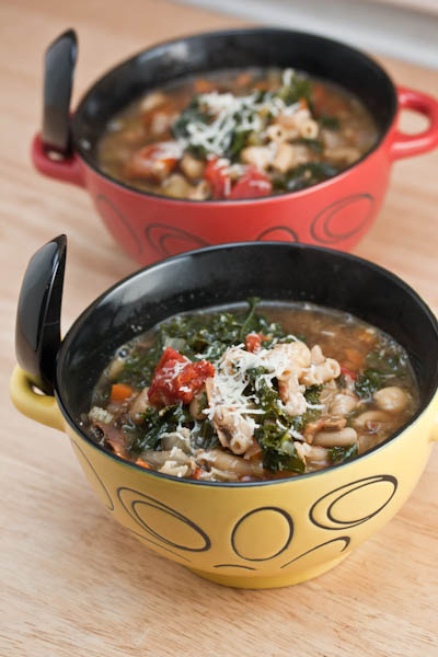 Midwinter Minestrone