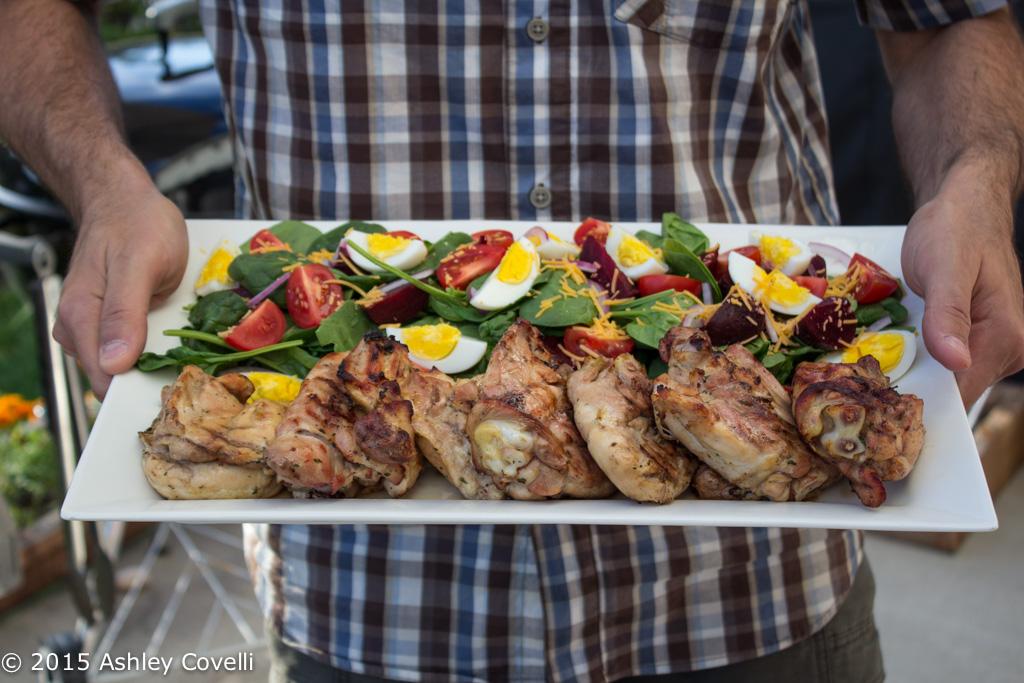 Hidden Valley Ranch Country Marinade Grilled Chicken