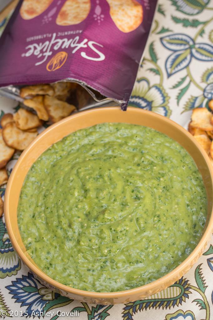 Top Chef All Star Marcel Vigneron's Chimi-Verde Dip
