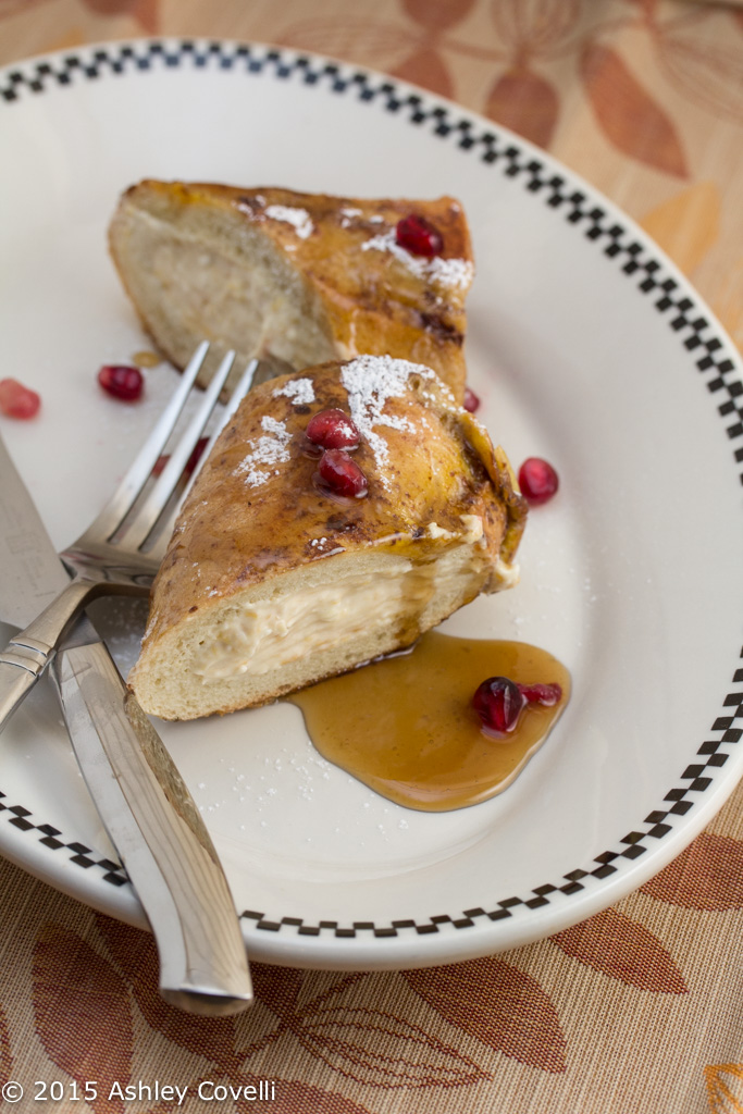 Big Flavors from a Restaurant Kitchen Volume 8: Wobble Café's Pain Perdu