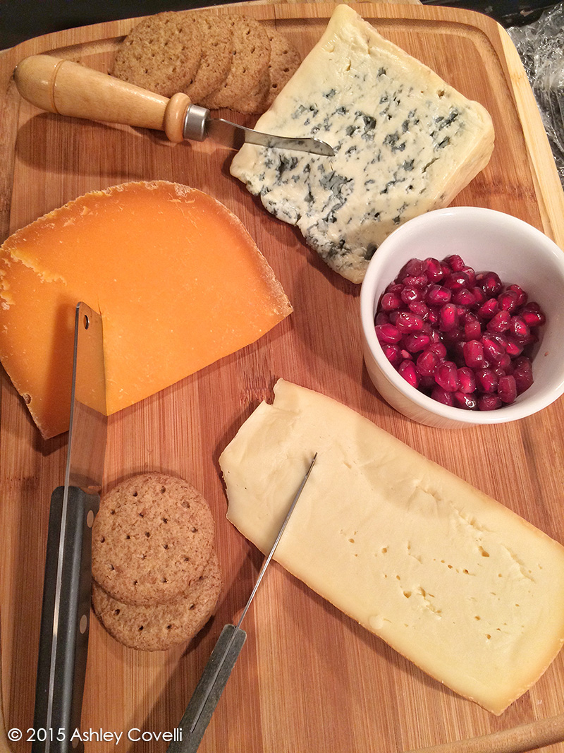 French Cheese Trio