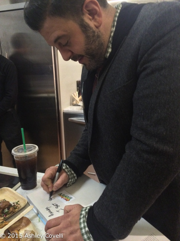 Big Flavors from a Restaurant Kitchen Volume 9: Adam Richman