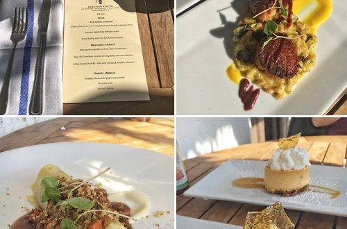 This installment of Behind BF features the kickoff of Hudson Valley Restaurant Week and my dining experiences at 3 local restaurants.