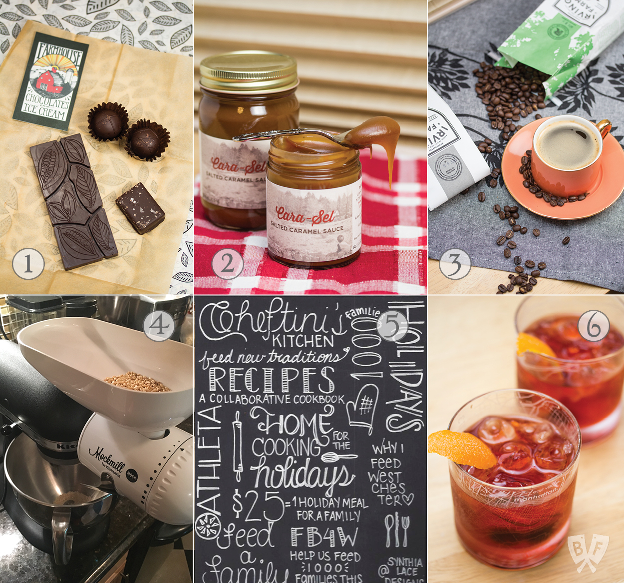 Big Flavors 2016 Holiday Gift Guide: Edible (and drinkable!) gifts are a fun, festive way to celebrate the holidays. Check out my top picks!