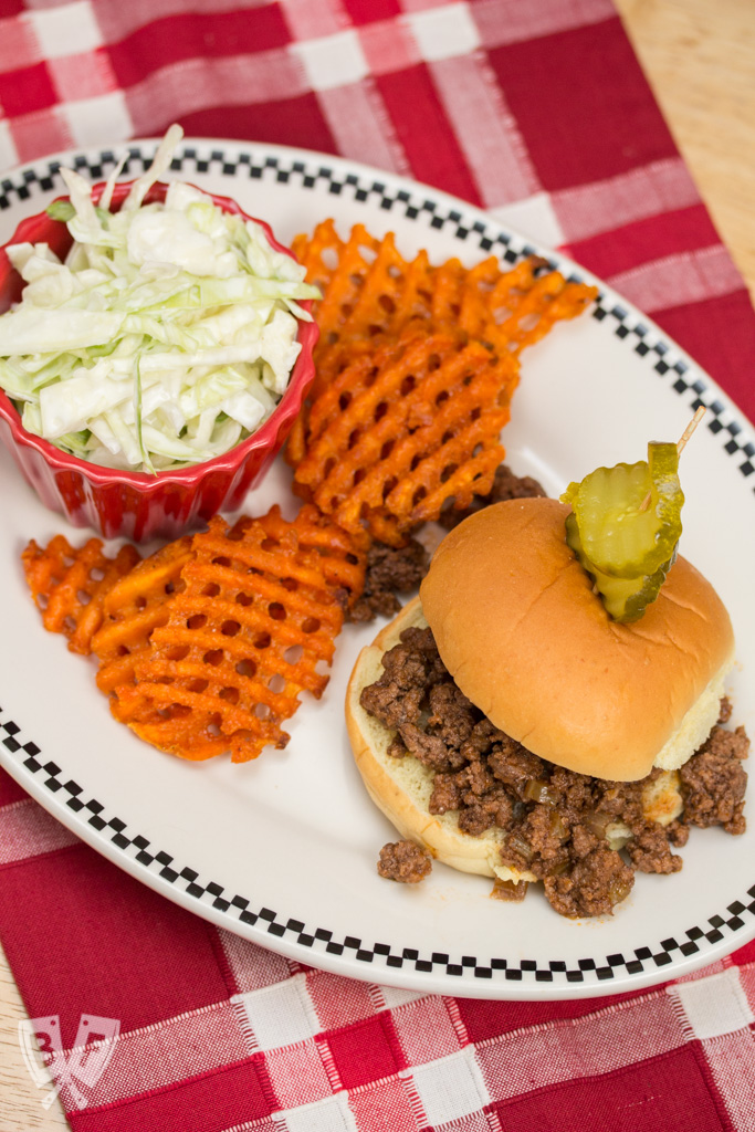 Our Favorite Sloppy Joe Sandwiches: Old fashioned comfort food at its best! Sloppy Joes are an easy weeknight meal that's always a hit. Try switching the ground beef for turkey or bison next!