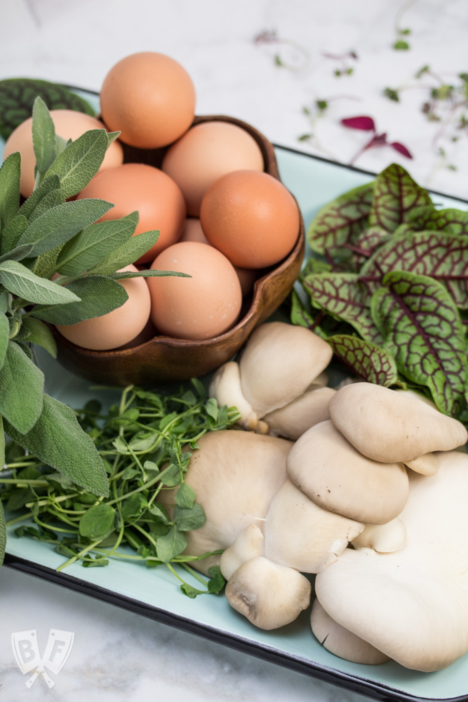 Farm Fresh Produce & Eggs