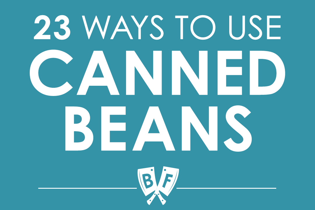 23 Ways to Use Canned Beans